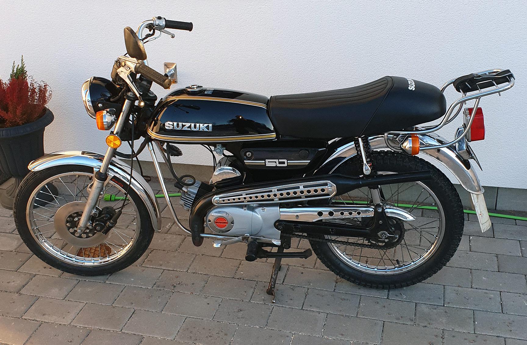 Suzuki K50 Dn