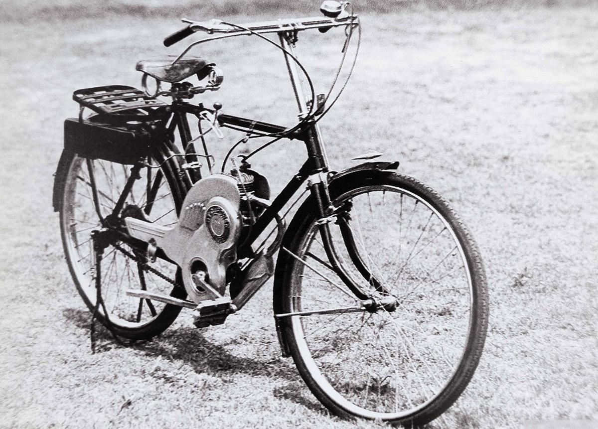 Suzuki Moped M12  U0026 K50